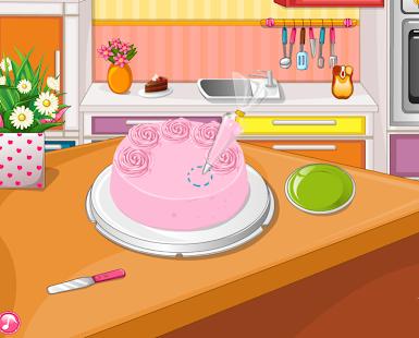 Cake Maker ฟรี screenshot