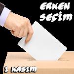 ERKEN SEÇİM Icon