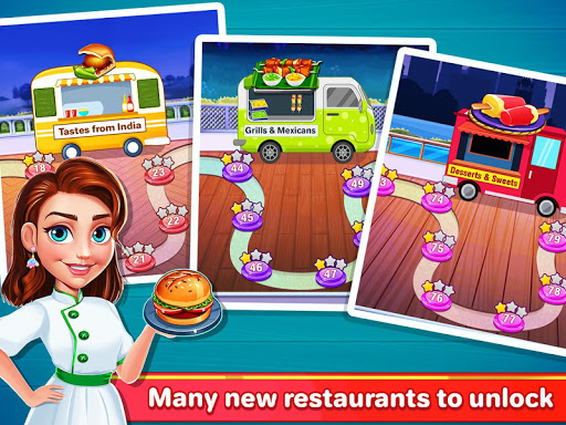 Indian Cooking Madness - Restaurant Cooking Games 1.3.0 screenshots 10