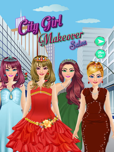 City Girl Makeover Salon