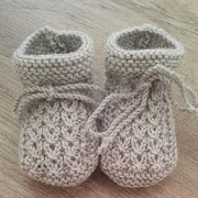 Crochet Booties by Smartongroup icon