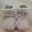 Crochet Booties icon