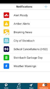SteinbachLive screenshot 1