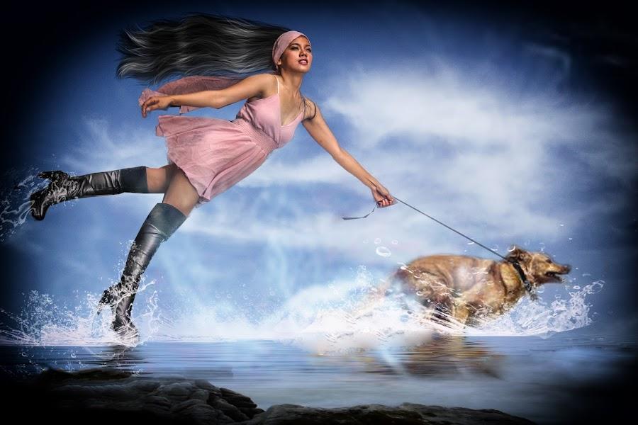 water world ? by Julianto Soeroso - Digital Art People