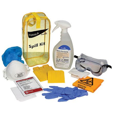 Oxivir Body Spillage Kit