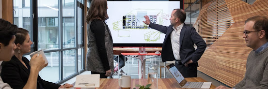 Jamboard: Collaboration at its best in meeting rooms