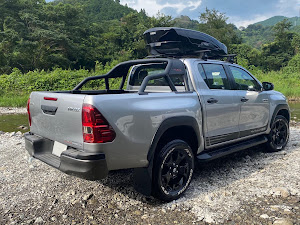 ハイラックス 4WD ピックアップのカスタム事例画像 ダイテルさんの2020年08月25日19:24の投稿