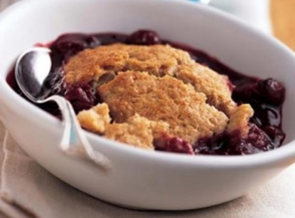 Blueberry Betty Recipe