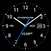 Analog Clock LiveWallpaper7PRO