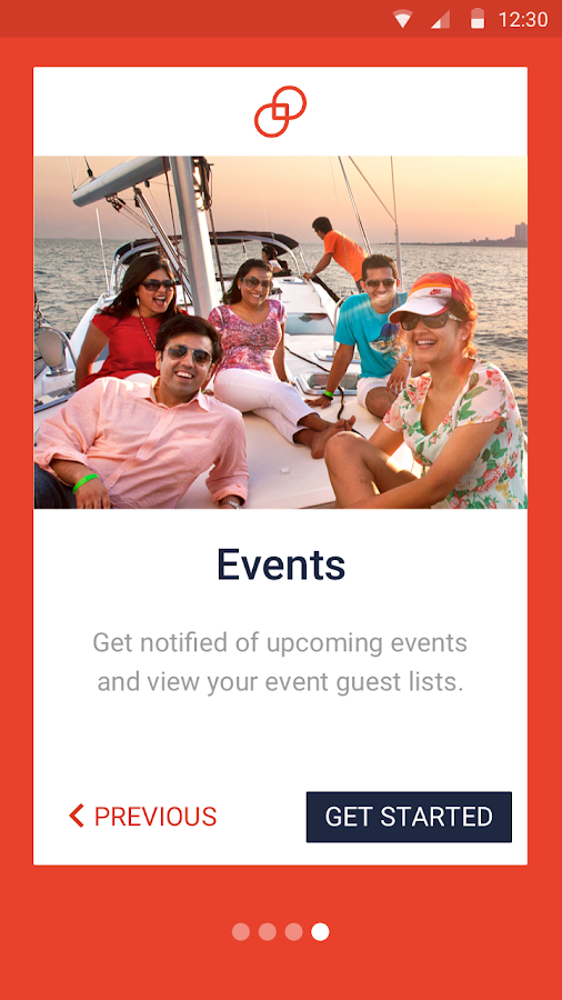 Floh - Events For Singles- screenshot