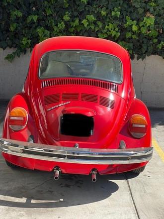 1974 Volkswagen Super Beetle Hire Los Angeles