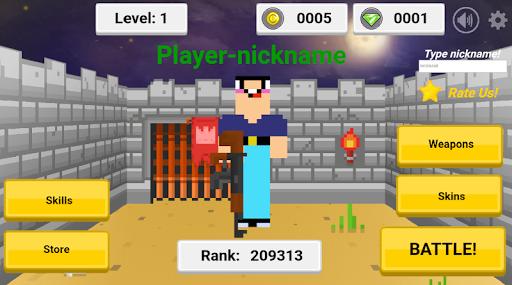 arena: noob vs pro screenshot 1