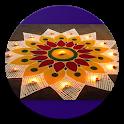 Rangoli Diwali 2017 icon