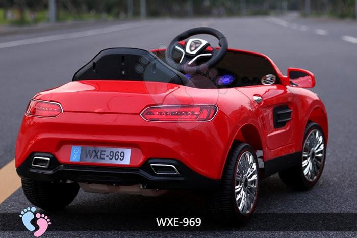 Xe ô tô điện trẻ em WXE-969 10