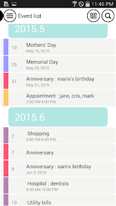 Good Calendar – Schedule, Memo screenshot 3