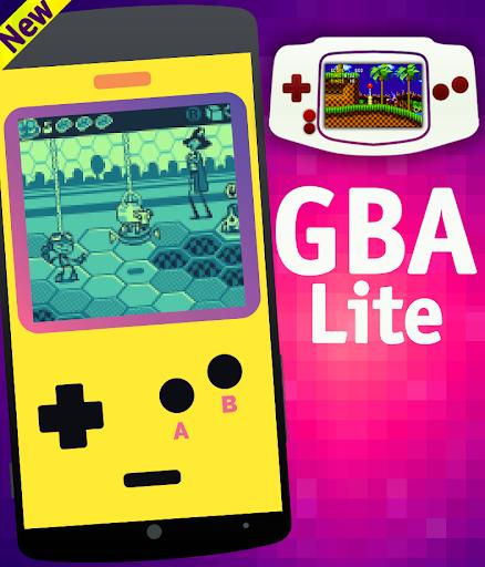 Lite GBA Emulator [ Enjoy Classic Games For Free ] GBA_EMULATOR_12102018 screenshots 1