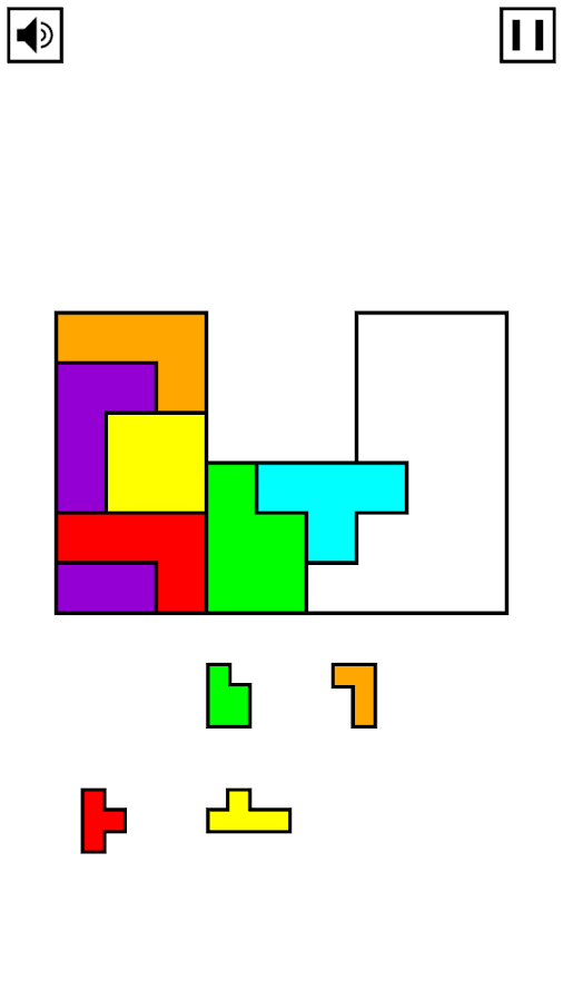 Easy Fit Puzzle- screenshot
