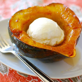 Maple Chipotle Acorn Squash
