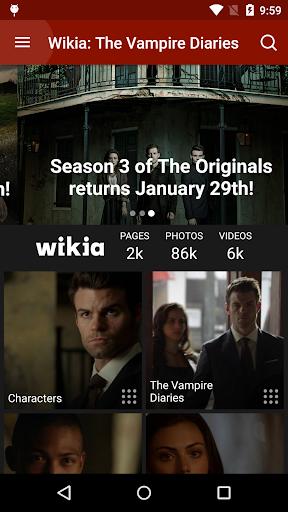 娛樂必備APP下載|Wikia:吸血鬼日記 好玩app不花錢|綠色工廠好玩App