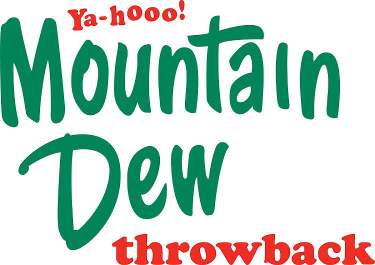 Logo for Real Sugar Mountain Dew