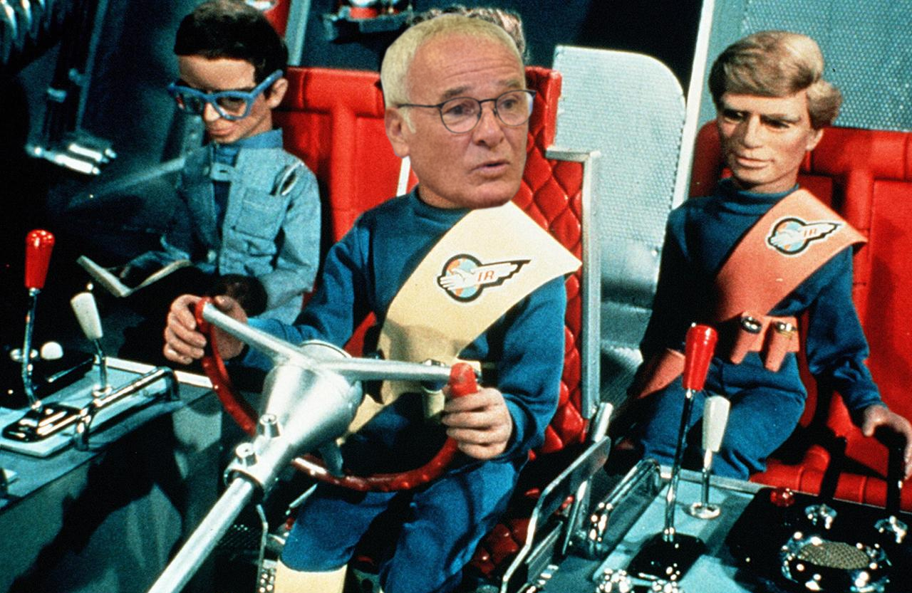 """Calling International Ranieri – This is an Emergency"""
