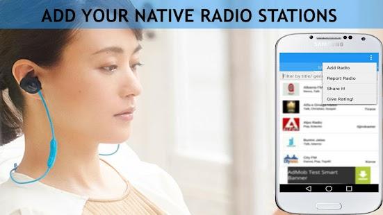 Radio Georgia Online FM ?? - náhled
