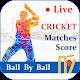 Live Cricket Score: Score, Schedule,News, Details APK