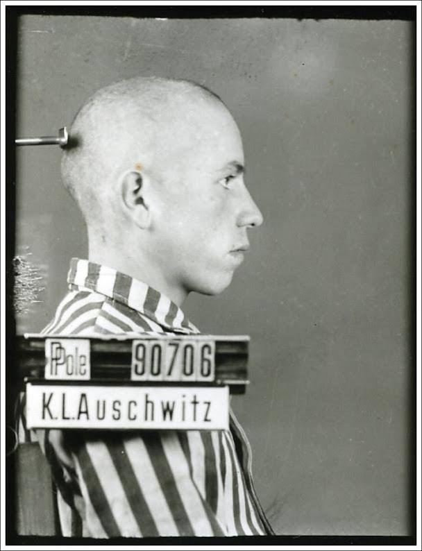Benedykt Pilch Z żarowa Więzień Obozów Koncentracyjnych