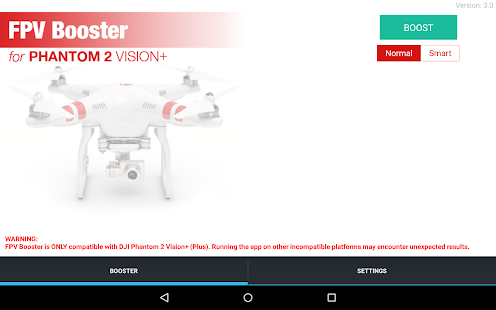 FPV Booster for DJI Vision +- screenshot thumbnail
