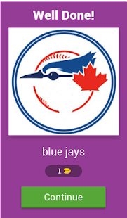MLB Team Quiz- screenshot thumbnail