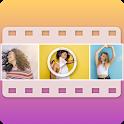 Photo Video Editor - Music Video Maker icon
