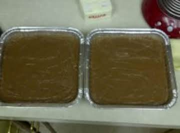 melt in your mouth fudge( SMOOTH)