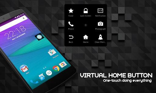 Duz Home Button - Toucher