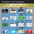 Abogado Paraguay - CDE icon