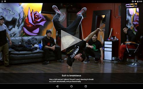 TouchVision- screenshot thumbnail
