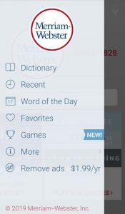 قاموس بدون انترنت للايفون
