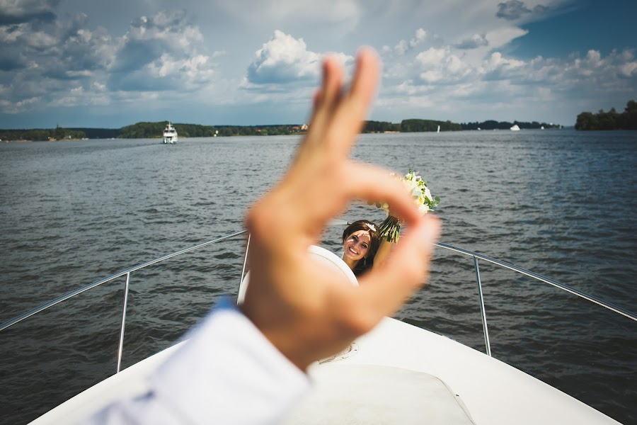 Wedding photographer Slava Semenov (ctapocta). Photo of 17.11.2014