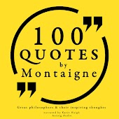 100 quotes by Montaigne
