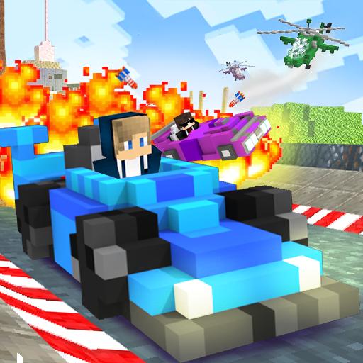 Blocky Fast Fury 2