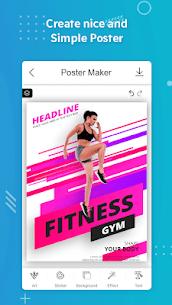 Poster Maker, Flyers, Banner, Ads, Card Designer 8