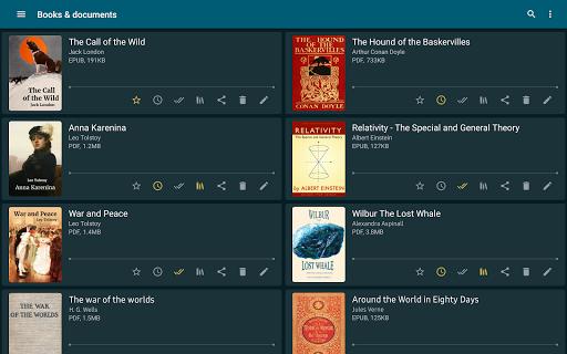 ReadEra - book reader pdf, epub, word screenshot 9