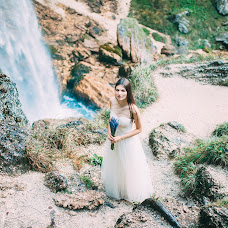 Wedding photographer Andrey Tebenikhin (atshoots). Photo of 25.04.2017