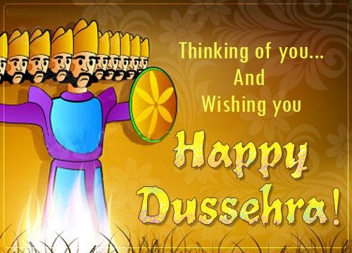Happy Dhussehra
