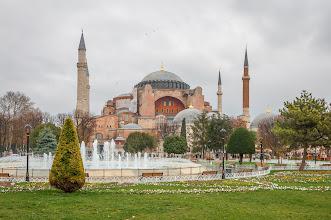"""Photo: Ayasofya Müzesi (""""Hagia-Sophia"""")"""