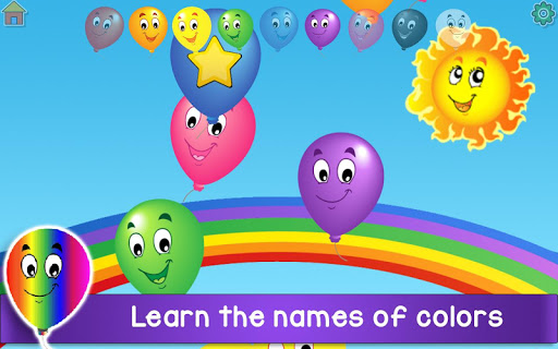 Kids Balloon Pop Game Free ud83cudf88 25.0 screenshots 12