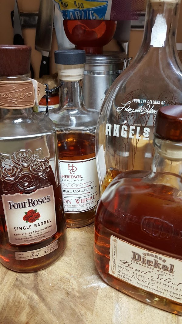 Choose a quality bourbon (NOT a Jack Daniels grade. In my opinion, life is...