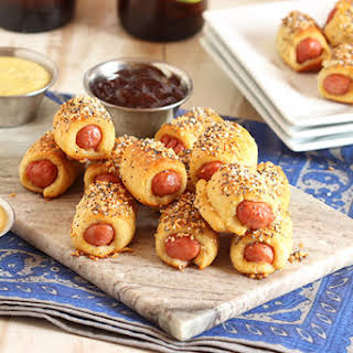 Everything Pigs in a Blanket.