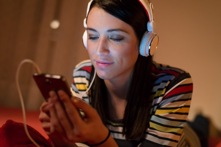 The WHO says many young people continue to damage their hearing while listening to music.