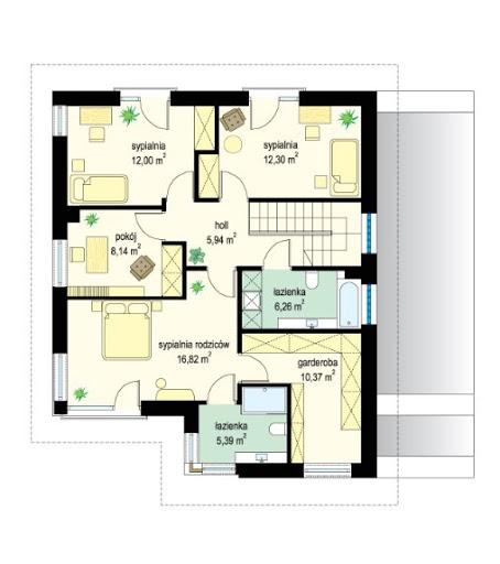 Tytan 3 - Rzut piętra