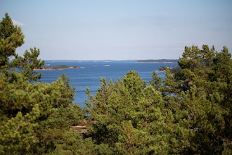 Photo: Great view from the highest point of Fjärdlång.